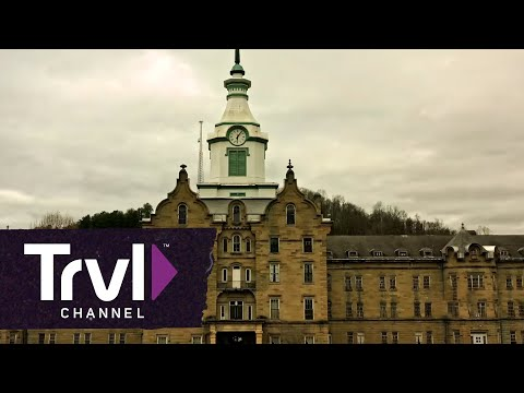 Inside Trans-Allegheny Lunatic Asylum | Portals to Hell | Travel Channel