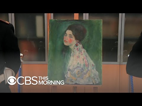 Long-lost Klimt masterpiece found after two decades