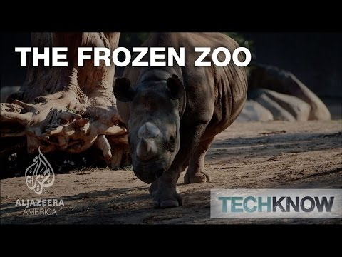 The Frozen Zoo - TechKnow