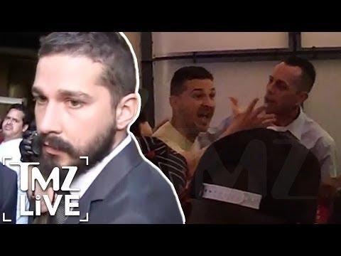 Shia Labeouf Meltdown | TMZ Live