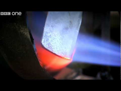 Volcanic Ash and Jet Engines - Bang Goes the Theory - BBC One