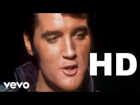 Elvis Presley, Martina McBride - Blue Christmas (Official HD Video)