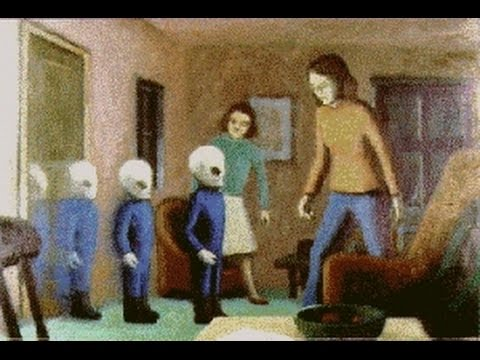Aliens & UFOs: The Betty Andreasson Case, considered one of the best cases of UFO abduction