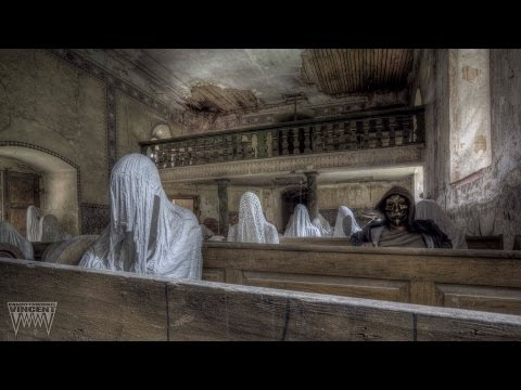 The Church of the Ghosts - Czech Republic