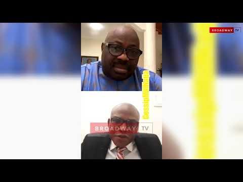 """President Buhari Is Dead, The Man In Aso Rock Is A Clone"" - Nnamdi Kanu"