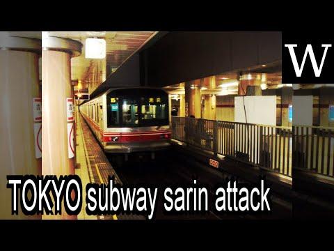 TOKYO subway sarin attack - WikiVidi Documentary
