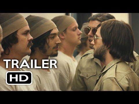 The Stanford Prison Experiment Official Trailer #1 (2015) Ezra Miller Thriller Movie HD