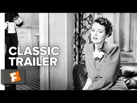Maltese Falcon (1941) Official Trailer - Humphrey Bogart Movie