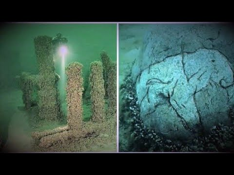 A Mysterious Underwater Stonehenge Has Been Found Underneath Lake Michigan
