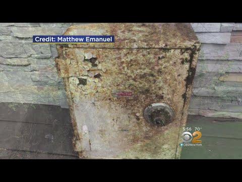 Couple Stumbles Across Valuable 'Treasure' On Their Staten Island Property