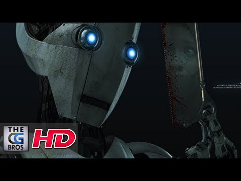 "CGI & VFX Futuristic Sci-Fi Short ""ABE"" from - Rob McLellan | TheCGBros"