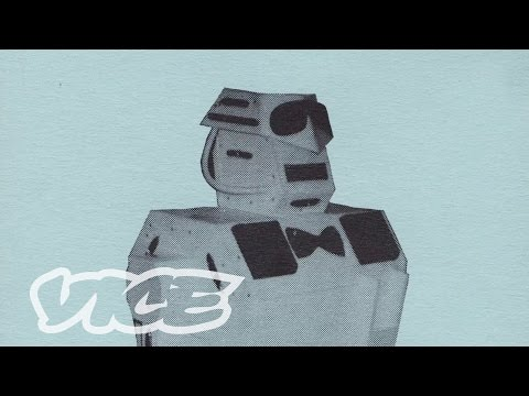 Meet Casanova, Hollywood's Premier Party Robot: California Soul