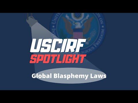 Global Blasphemy Laws