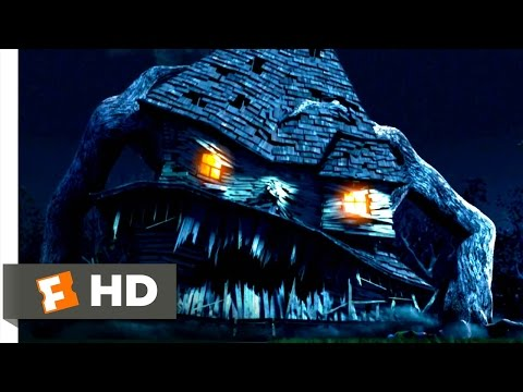 Monster House (8/10) Movie CLIP - The House is Alive! (2006) HD