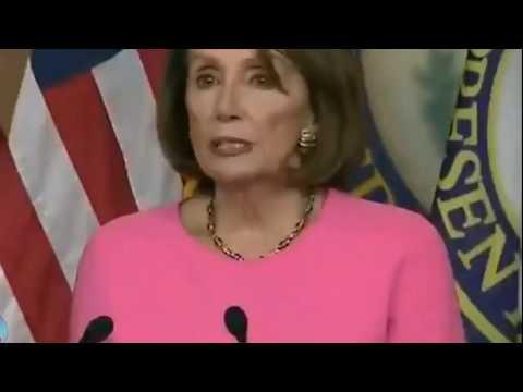 🍷Nancy Pelosi drunk again ?!!