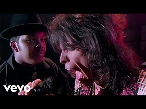 RUN DMC - Walk This Way (Official HD Video) ft. Aerosmith