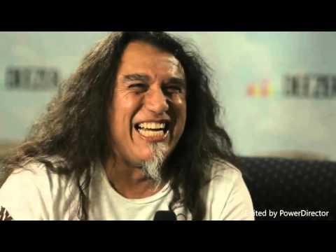 Tom Araya Laugh Compilation