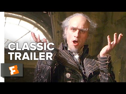 Lemony Snicket's A Series of Unfortunate Events (2004) Trailer #1 | Movieclips Classic Trailers