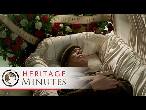 Heritage Minutes: Tommy Prince
