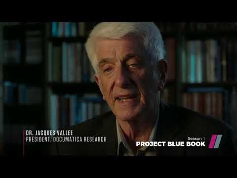 Project Blue Book: Declassified - The True Story of the D.C. UFO Sightings | Showmax