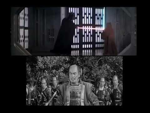 Star Wars Hidden Fortress Comparison