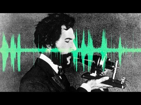 This Is Alexander Graham Bell's Voice