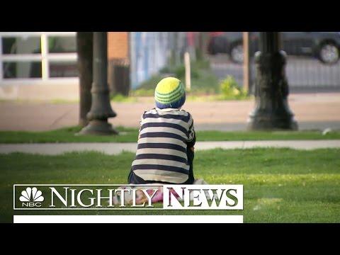 Utah Provides Housing For Homeless   NBC Nightly News