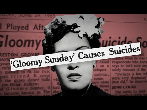 I Listened To The Cursed Hungarian Suicide Song: Gloomy Sunday