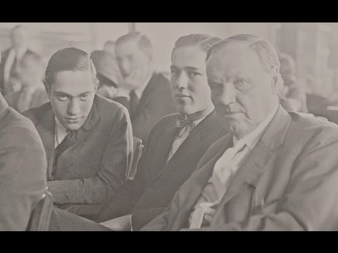 The Shocking Criminal Case of Leopold and Loeb (Full Documentary)
