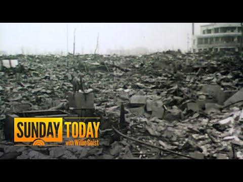 Remembering The Hiroshima And Nagasaki Bombings, 75 Years Later | Sunday TODAY