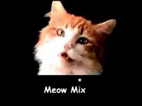 Purina meowmix meow mix cat food