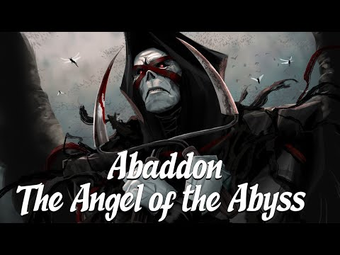 Abaddon: The Angel of The Abyss (Biblical Stories Explained)