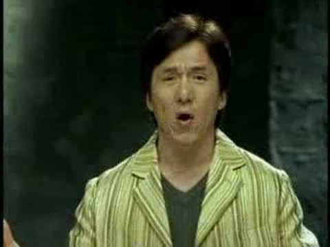 Jackie Chan - I'll Make a Man Out of You (Cantonese)
