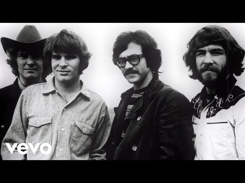 Creedence Clearwater Revival - Proud Mary (Official Lyric Video)