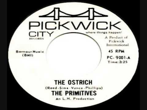 THE PRIMITIVES (LOU REED)- The Ostrich