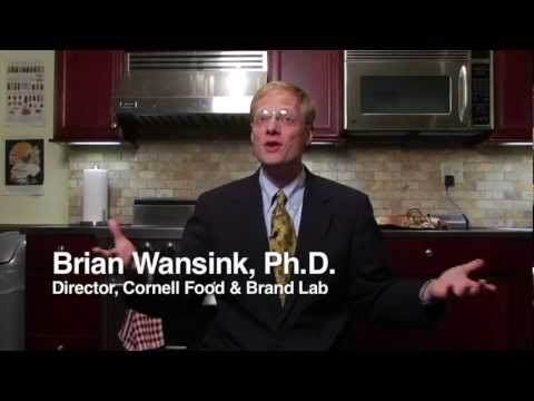 Brian Wansink, the Bottomless Soup Bowl - INSPIRED: The Movie