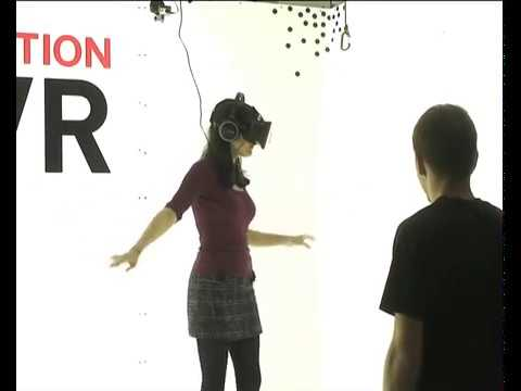 Virtual drop helps confront fear of heights
