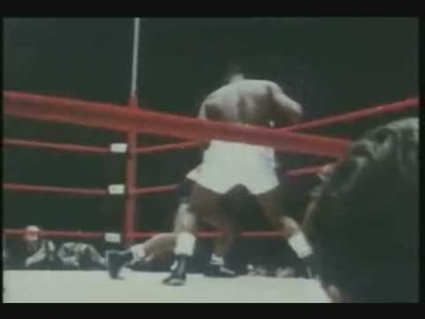 Sonny Liston vs Floyd Patterson I