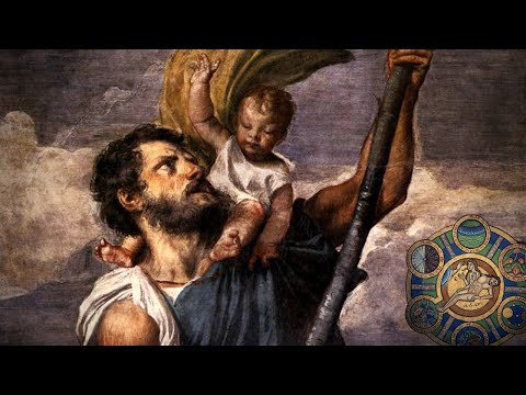 The Story of St. Christopher | Jonathan Pageau