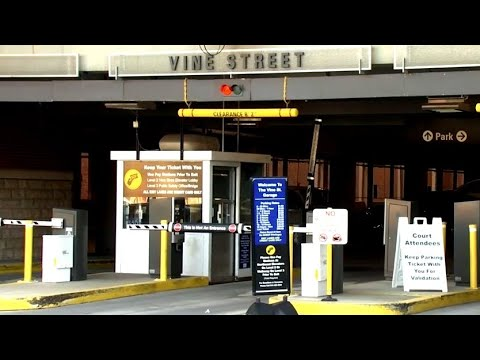 Woman dead after parking garage accident