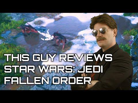 Star Wars: Jedi Fallen Order - The Used Car Salesman Review
