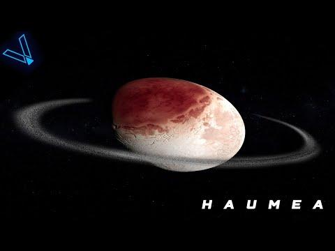 Haumea - The Egg Shaped World (Beyond Pluto Episode 1) 4K UHD