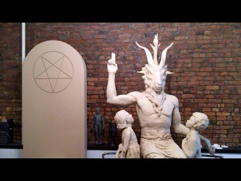 Satanic Temple Founder Talks Atheistic Religion