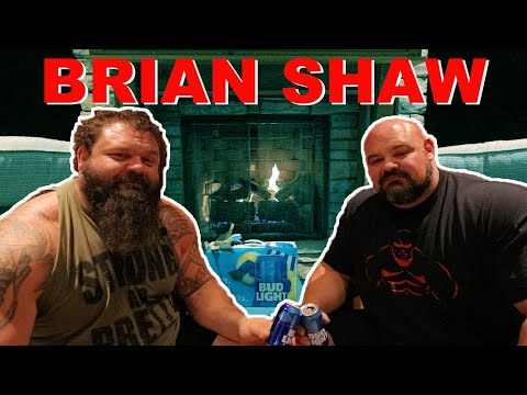 Brian Shaw has a few beers and gets real on have a beer with Obie