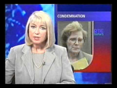 Solicitor Rosemary Nelson murdered in Lurgan, 15th March 1999