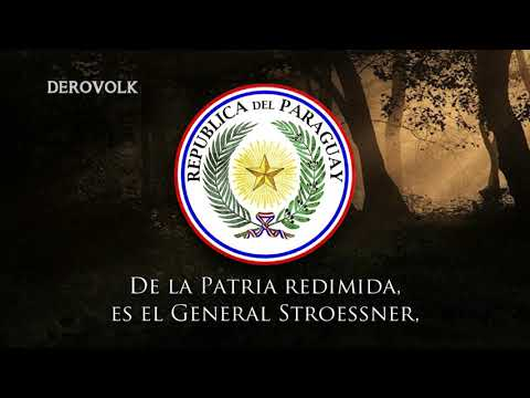 """Paraguayan Dictatorship Song - """"General Stroessner"""""""