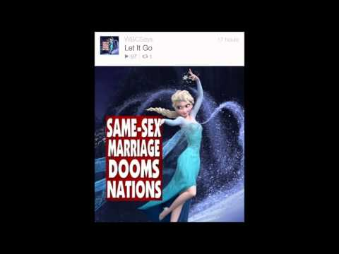 """Let It Go"" Parody by Westboro Baptist Church"