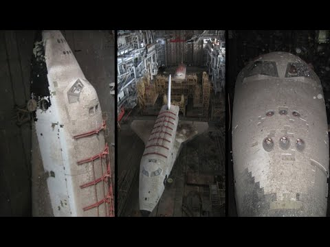 Buran Buran - Russia's Abandoned Space Shuttles