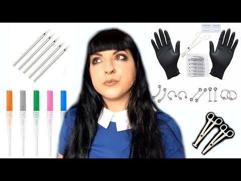 Piercer Explains the Danger of Piercing Kits