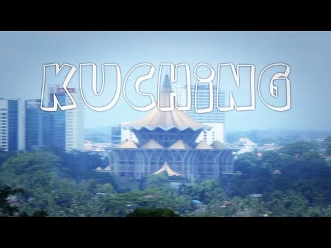 Kuching - Cat City!